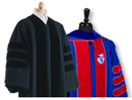 Faculty Regalia by Herff Jones